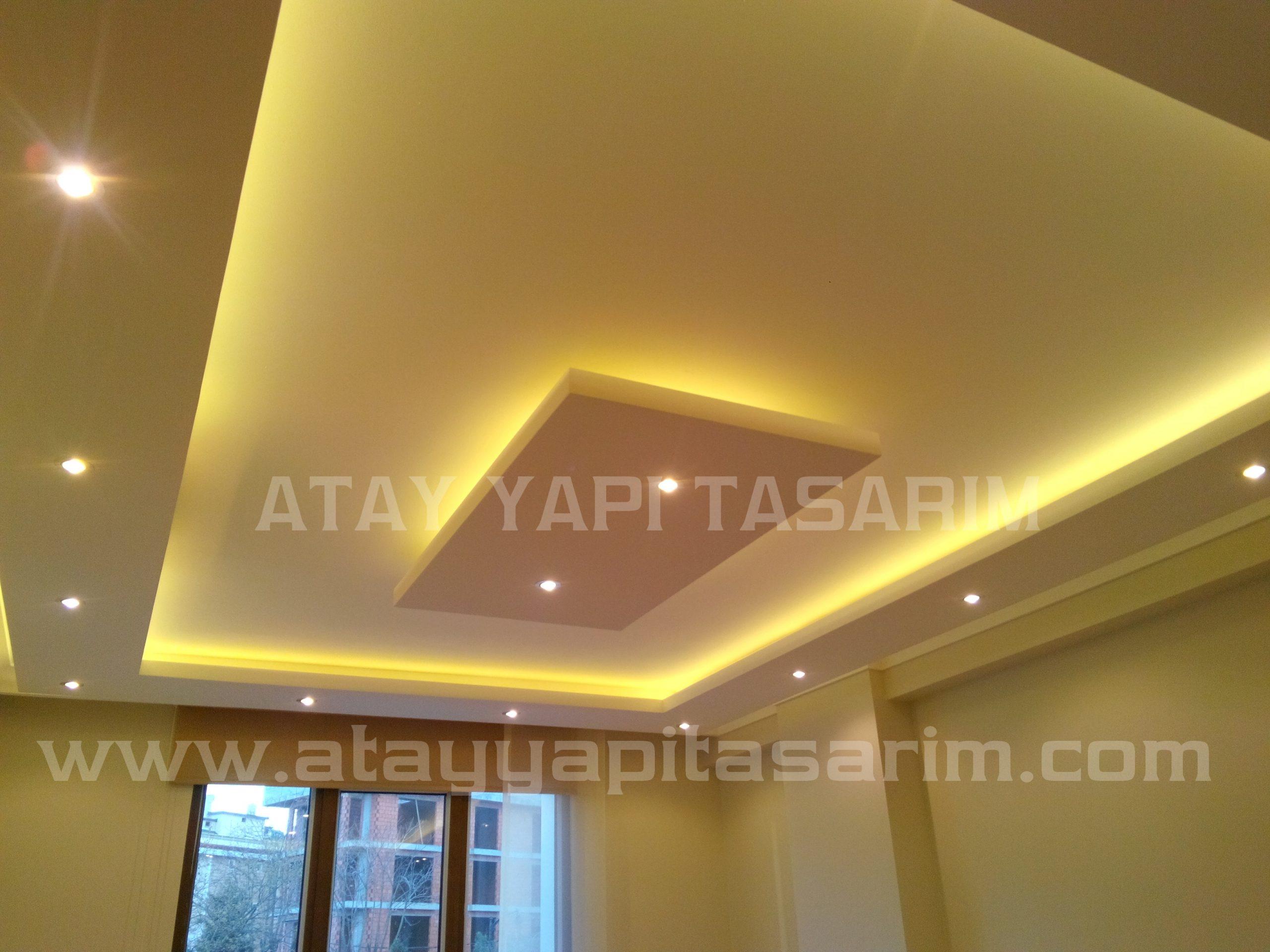 Premium Asma Tavan Modelleri