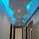 Koridor ve Hol için Asma Tavan Modelleri